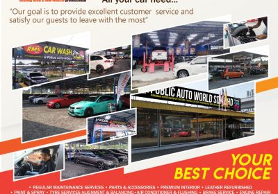 All Your Car Need